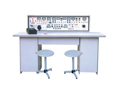 电压换相开关:用来观察三相线电压